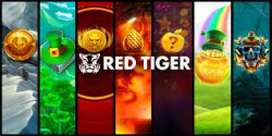 Top slots by Red Tiger 2020