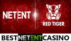 NetEnt vs Red Tiger