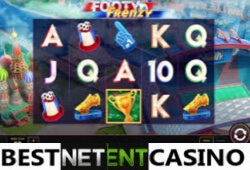 Footy Frenzy slot