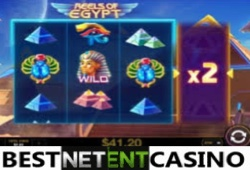 Reels of Egypt slot