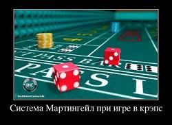 В каких онлайн казино работет система мартингейл онлайн казино рулетка правила