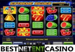 игровой автомат extreme games
