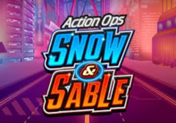 Action Ops Snow Sable