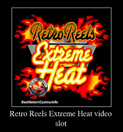 Retro Reels: Extreme Heat slot