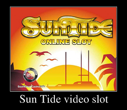 Sun Tide pokie