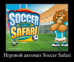 Игровой автомат soccer safari играть i игровые автоматы пробки играть бесплатно и без регистрации