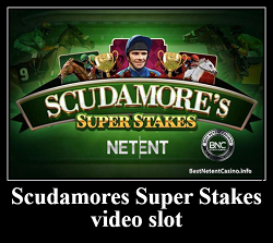Spielautomat Scudamores Super Stakes