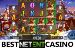Jack in the Box Christmas Edition slot