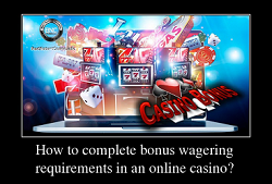 How to complete bonus wagering requirements in an Australian online casino?