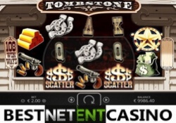 Tombstone Slot Demo