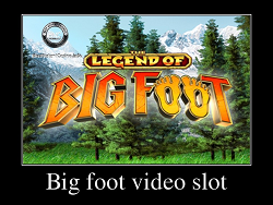 Big foot Slot