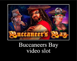 Buccaneers Bay slot