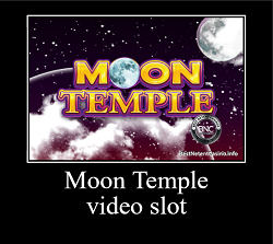 Moon temple slot