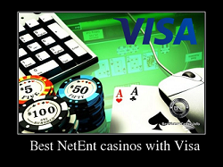 List of Best Visa Online Casinos in 2020
