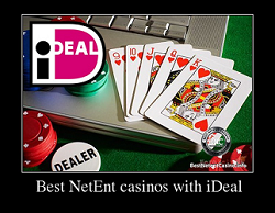 Best NetEnt casinos with iDeal