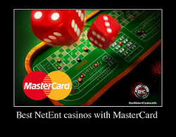 Best NetEnt casinos with MasterCard