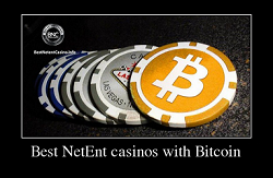 Best NetEnt casinos with Bitcoin