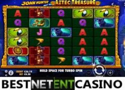 Aztec treasures игровой автомат