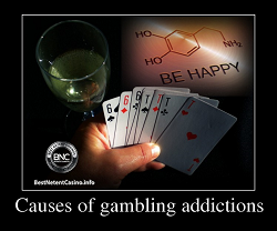 Causes of gambling addictions