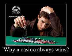 Why do Canadian online casinos always win?