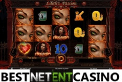 Lilith`s passion enhanced slot