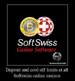 Responsible gambling limits in all Direx (Softswiss) casinos