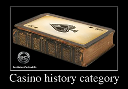 Casino history category