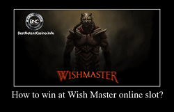 How to win at The Wish Master slot?