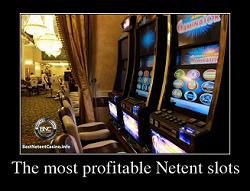 The most profitable Netent pokies
