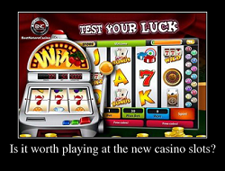 Is it worth playing at new Australian casino pokies?