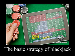 The basic strategy of Blackjack in Canadian casinos