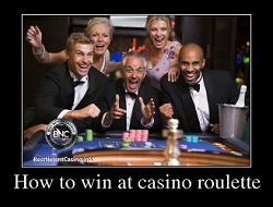 How to win at casino roulette